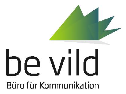 Logo be vild.